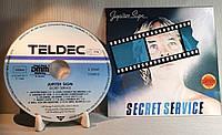 CD диск Secret Service - Jupiter Sign, фото 1