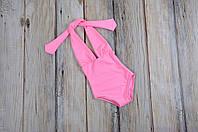 """Купальник для девочки """"Адель"""", розовый, фото 1"""