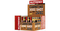 Жиросжигатель Nutrend Carnitine 3000 Shot 20x60 ml