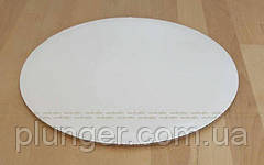 Подложка круглая под торт 30 см белая