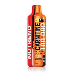 Жиросжигатель Nutrend Carnitine 100000 1000 ml