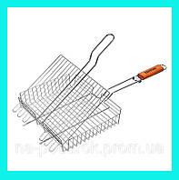 Универсальная решетка-гриль BBQ BN- 901 Benson, Решетка для барбекю, Решетка для гриля, Сетка-барбекю!Опт