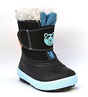 Теплые зимние сапоги для детей Demar  24/25 - 16.5 см
