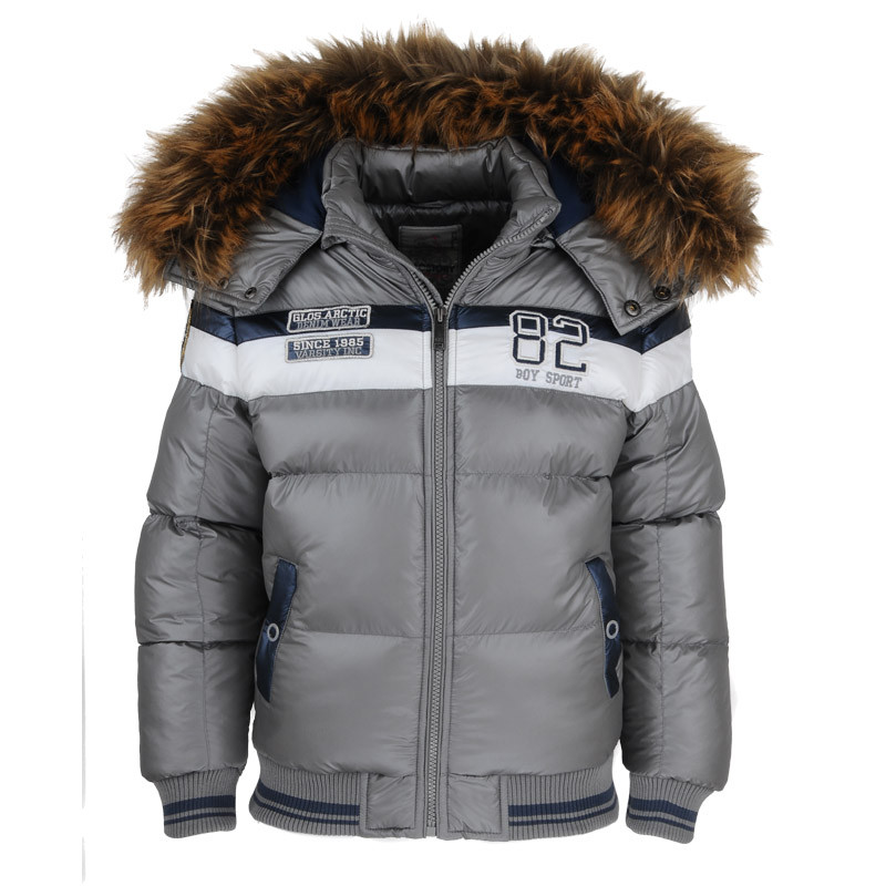 Зимняя курточка для мальчика Glo-Story Последний размер