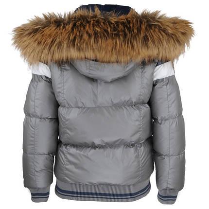 Зимняя курточка для мальчика Glo-Story Последний размер, фото 2