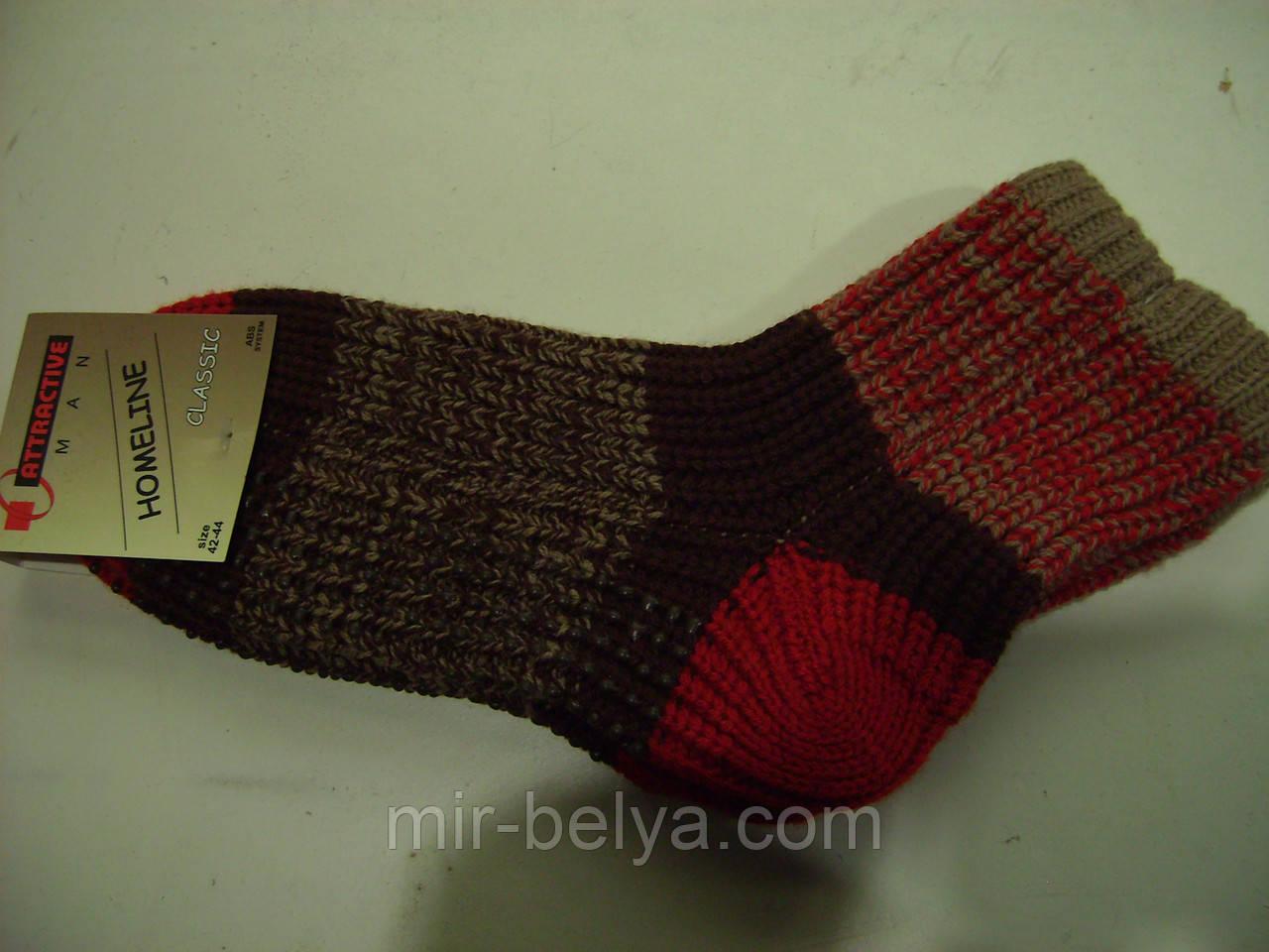 Чоловічі шкарпетки - тапочки для дому ATTRACTIVE