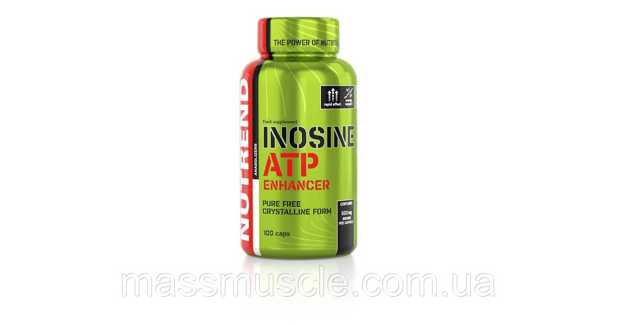 Інозин Nutrend Inosine caps 100