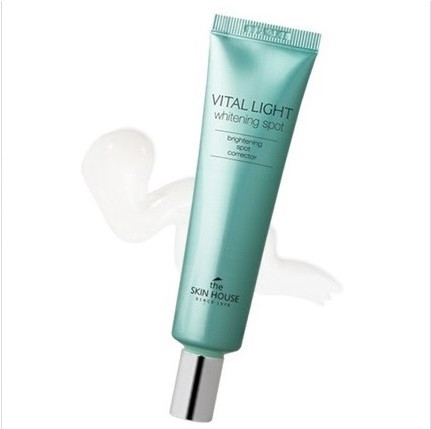 The Skin House Vital Light Whitening Spot Осветляющий крем для точечного нанесения