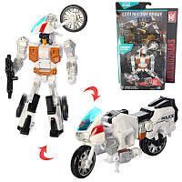 Робот Трансформер Мотоцикл A102