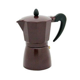 Кофеварка гейзерная Мокко-брауни 6п ( мока )