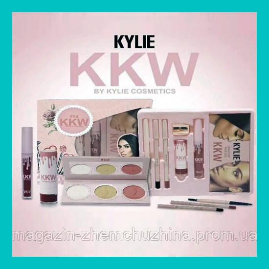 Косметический набор Kylie KKW 7in1