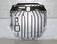 Защита картера двигателя и кпп Hyundai i30 2007-