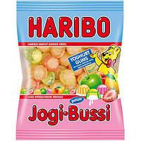 Желейные конфеты Haribo Jjogi Bussi  (Йогурт фруктовый) Германия 200г