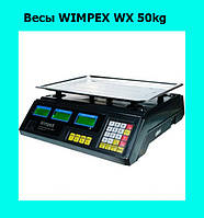 Весы WIMPEX WX 50kg!Опт