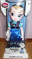 Кукла Эльза аниматор Холодное сердце Elsa Frozen animators' оригинал Дисней США 41 см, фото 1