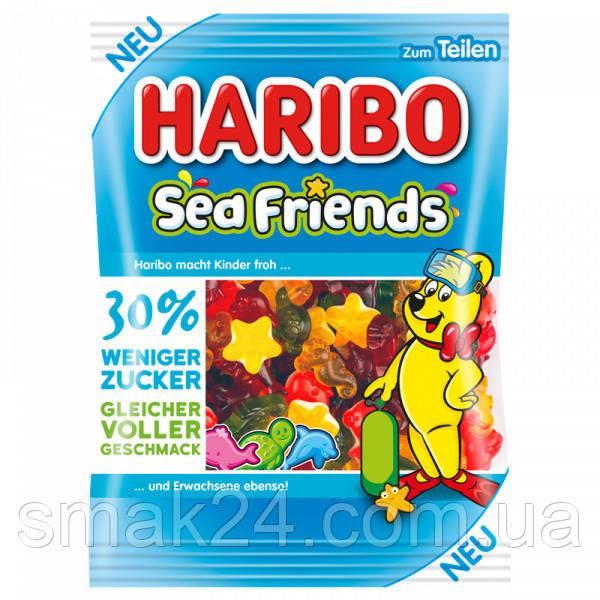 Желейные конфеты Haribo Sea Friends  (морские друзья) Германия 200г