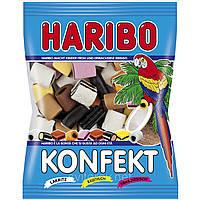 Желейные конфеты Haribo Konfekt с лакрицей (кондитерские изделия) Германия 200г