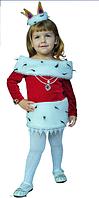 Карнавальный костюм детский Королева Мех 9229