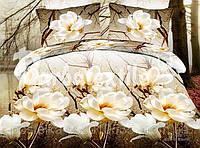3 D постельное белье в Украине от производителя Двуспальный Евро
