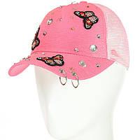 Бейсболка 32018-1 розовый