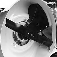 Газонокосилка бензиновая 4,5HP (3,4 кВт) ширина среза 460 мм самоходная INTERTOOL LM-4546