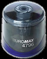Автоматическая точилка buromax bm.4796 синяя