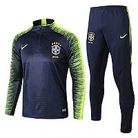 """Костюм тренировочный сборной """"Бразилии"""" Nike Brasil 2018-20"""