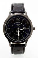 Мужские наручные часы Tissot (Тиссот), антрацитовый корпус с черным циферблатом ( код: IBW120BB )