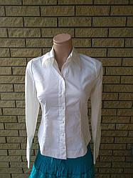 Рубашка женская коттоновая стрейчевая LUGA