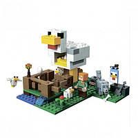 Конструктор Minecraft Bela 10809 Курятник