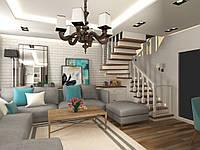 Дизайн интерьеров - Проект квартиры в ЖК Резиденс, фото 1