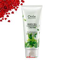 OTTIE Крем с экстрактом зеленого чая очищающий Ottie Green Tea Cleansing Cream