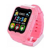 Умные детские часы с GPS трекером Smart Baby Watch K3 (GPS+LBS) в двух цветах, фото 1