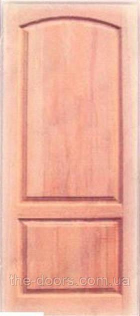 Двери модель М21 из массива сосны