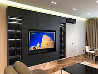Ген.подряд - производство мебели для проекта в ЖК Sky Line, фото 1