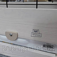 Деревянная клетка для птиц Ferplast Giulietta 4, 57*30*50 см, фото 2