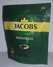 Кава JACOBS Monarch, розчинний, 60g