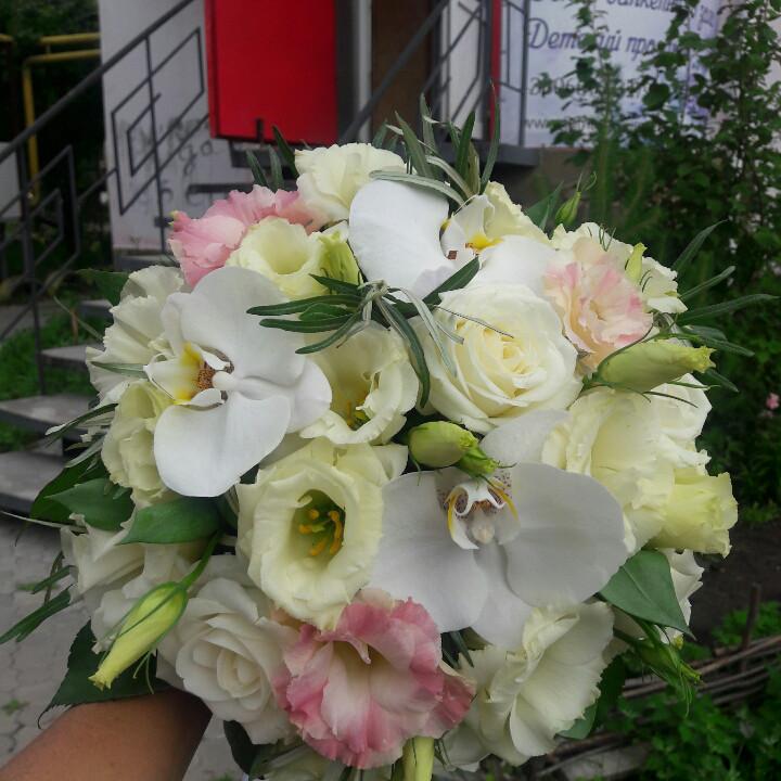 Букет невесты Сумы