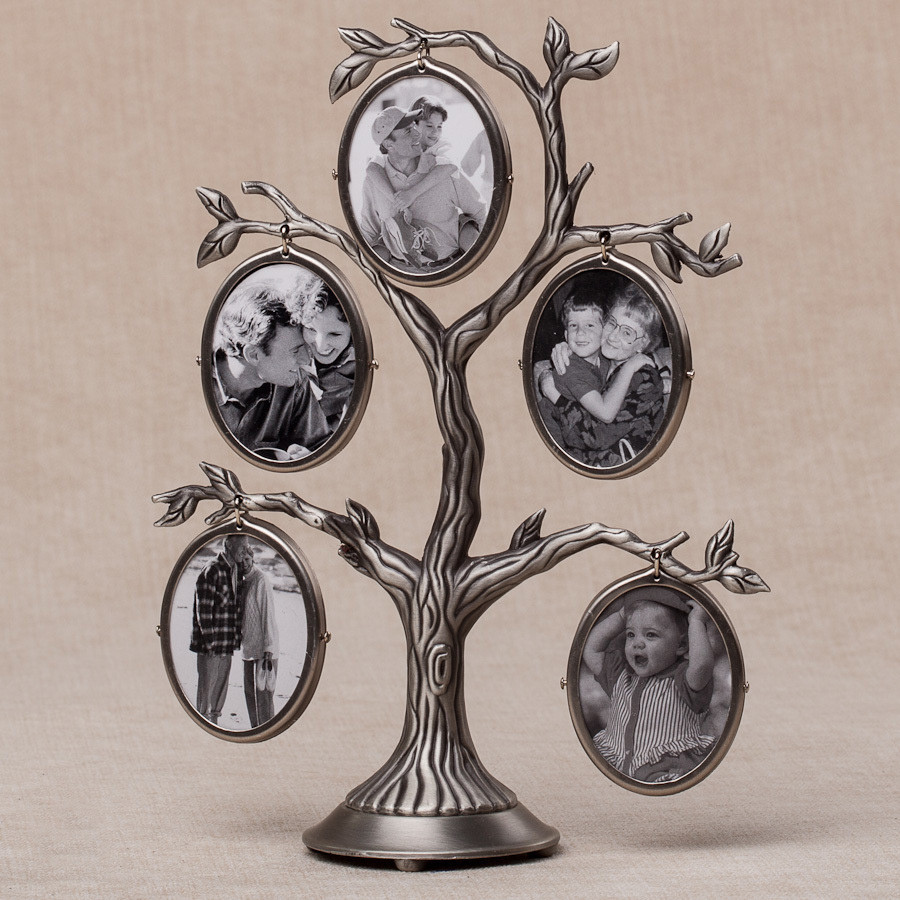 "Фоторамка ""Семейное дерево"" (19 см)  057C"