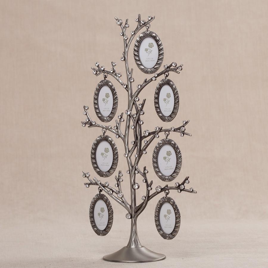 """Фоторамка """"Семейное дерево"""" (31 см) 093-7N"""