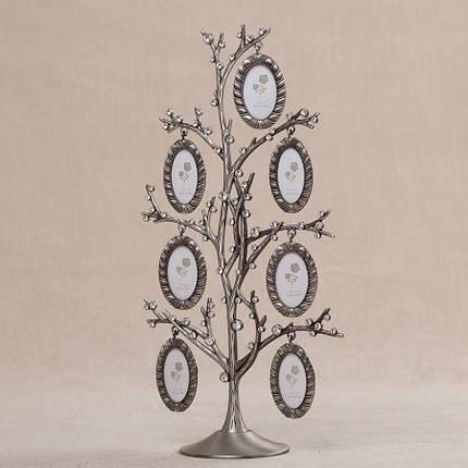 """Фоторамка """"Семейное дерево"""" (31 см) 093-7N, фото 2"""