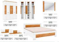 Модульна спальня Candy Blonski