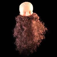 Борода коричневая, большая