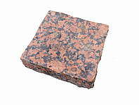 Брусчатка квадрат (красная)