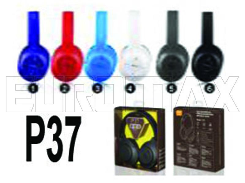 Наушники накладные с Bluetooth P37
