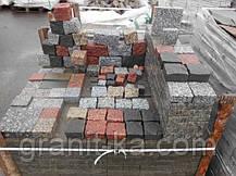 Брусчатка квадрат (красная), фото 3