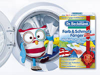 Салфетки для стирки (пятновыводитель, ловушка для грязи и красок) Dr. Beckmann 24 шт., Германия, фото 1