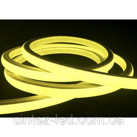LED НЕОН SL-001 SMD 2835/120 220V белый теплый IP68 (1м) Код.58862