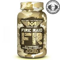 Жиросжигатель Scitec Nutrition Fire Raid 90 caps.