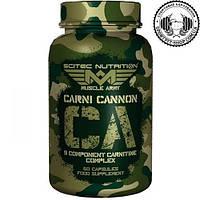 Scitec Nutrition Carni Cannon 60 caps.